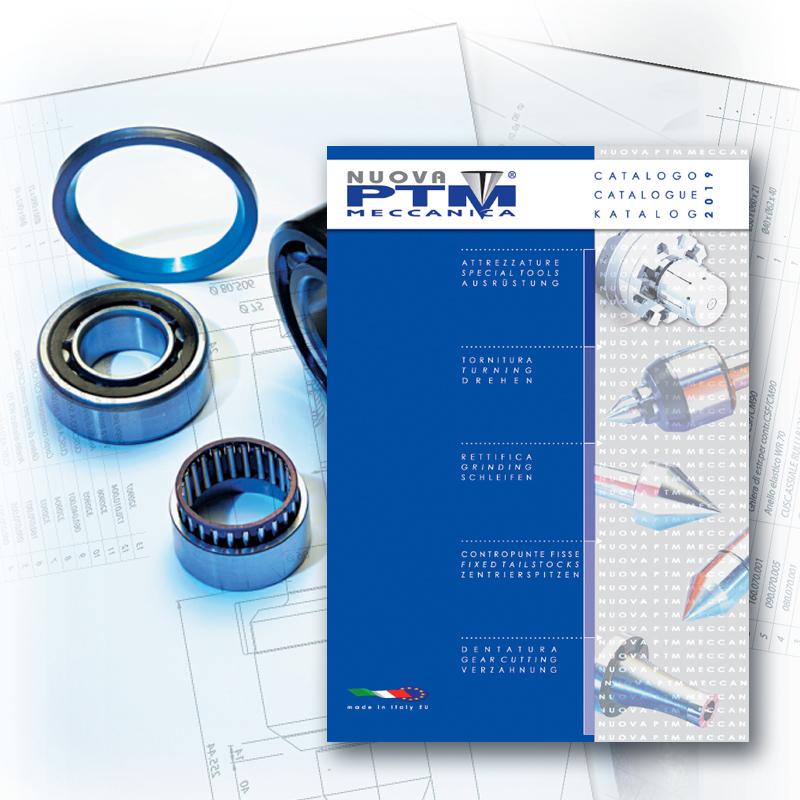 Catalogo Nuova PTM Meccanica