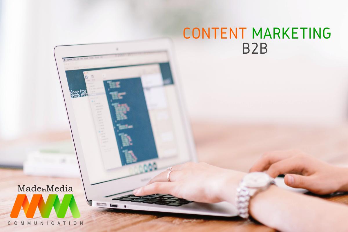 Il valore del Content Marketing nel B2B