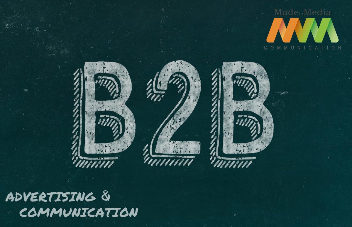 Comunicazione integrata un plus anche nel B2B!