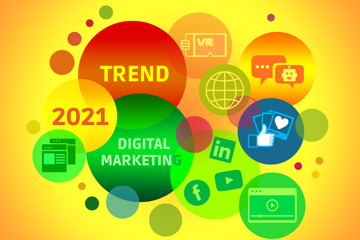 Trend di comunicazione e digital marketing 2021!