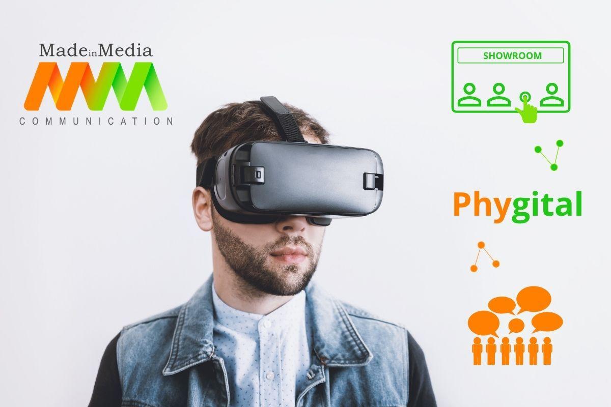 Il phygital: la nuova frontiera dell'interazione digitale