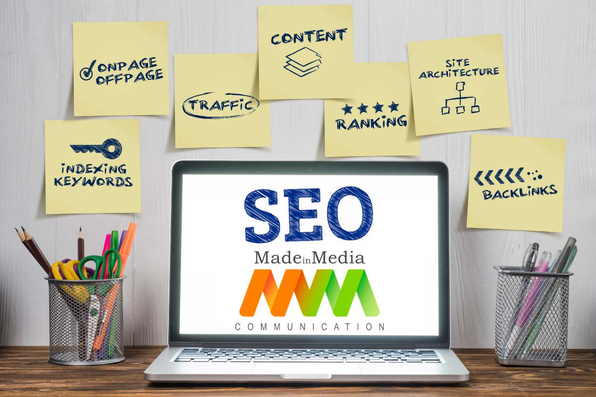 Seo: come ottimizzare la presenza aziendale sul web